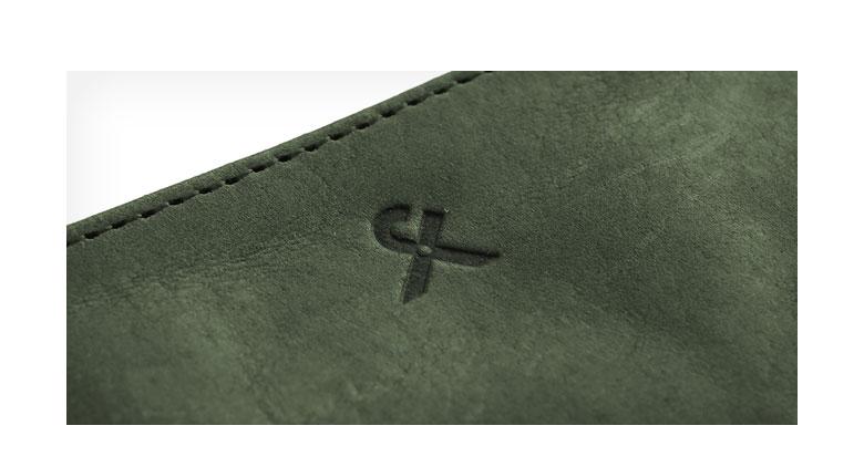 AYANOKOJI X(あやの小路 イックス) 二つ折り袋がま口財布 素材アップ