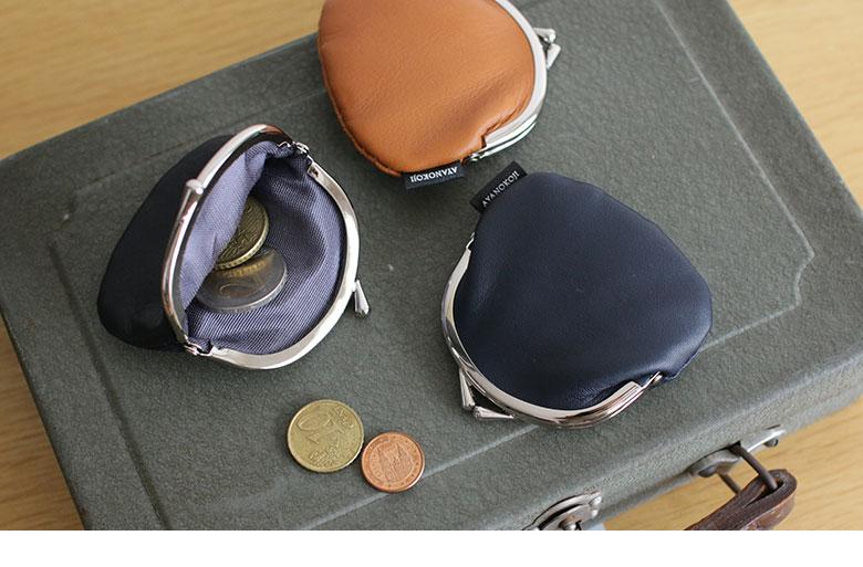 Fine Leather2シリーズ スマートコインケース メインイメージ