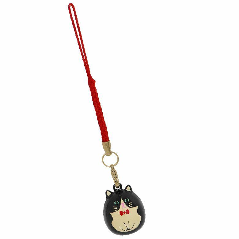 AYANOKOJI シリーズの名前 ネコ水琴鈴(はち) お財布に付けると、カバンの中で見つけやすくなったり、落とした時も優しい音で知らせてくれます。プレゼントにプラスワンするのにもオススメ。
