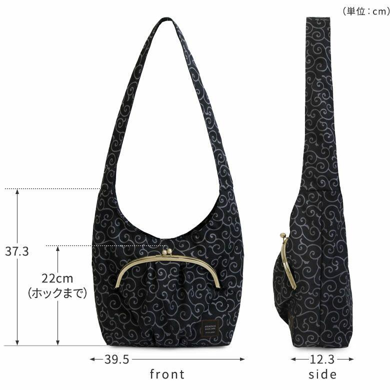AYANOKOJI 唐草コーデュラ アイテム名を入れる ディティール詳細説明